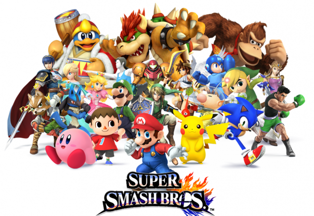Super Smash Bros 4 Characters List Update Movesets