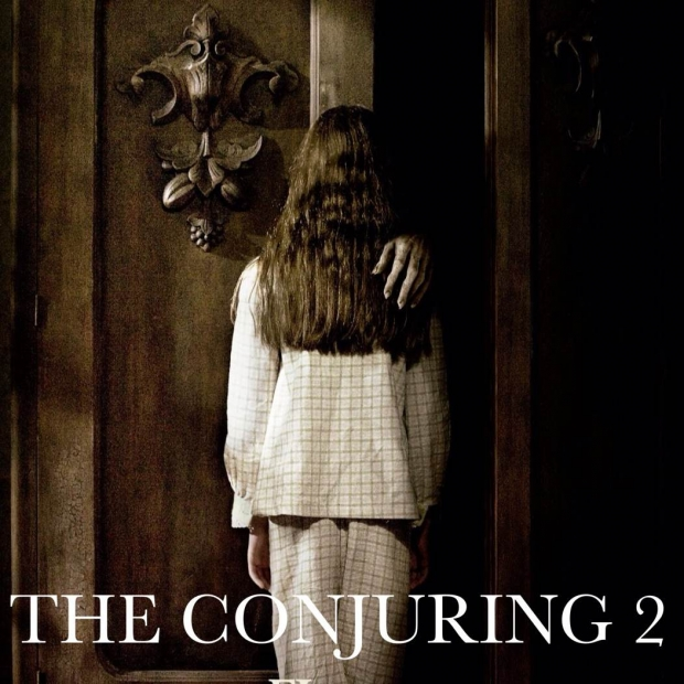 Conjuring 2, The Horror, DVD | Sanity