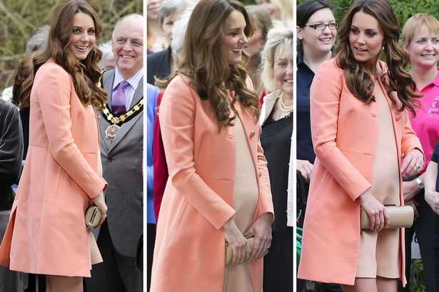 ... That Kate Ha Had A Baby Shower At All, Let Alone A Pink One. The Baby  Girl Is Actually The Second Child Of Middleton, 32 Years Old And Prince  William, ...