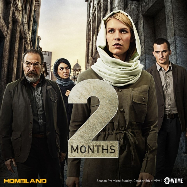 Homeland season 5 spoilers: Will Carrie and Quinn get together in next ...