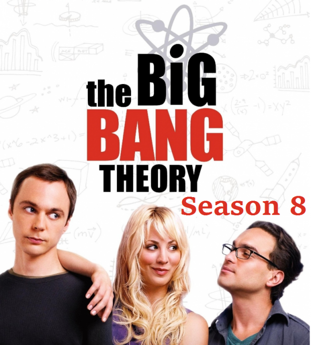 Big bang theory season 8 dvd release date in Melbourne
