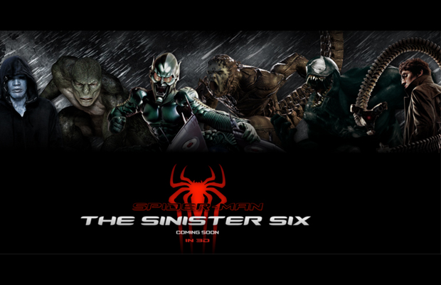 'The Sinister Six': Released in 2016 another from ...